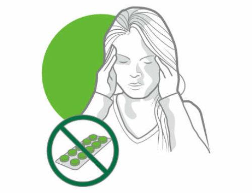 Kopfschmerzen ohne Tabletten loswerden?